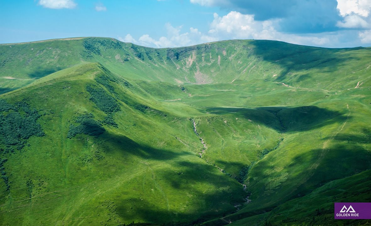 долина озера Геришаска